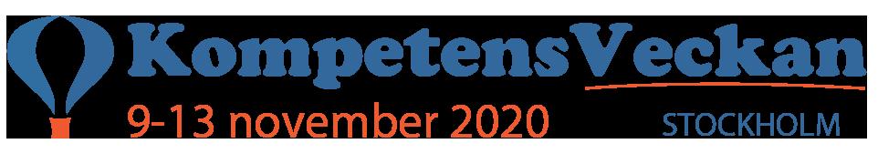 kompetensveckan logo 2020
