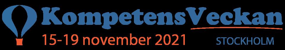 kompetensveckan logo 2021